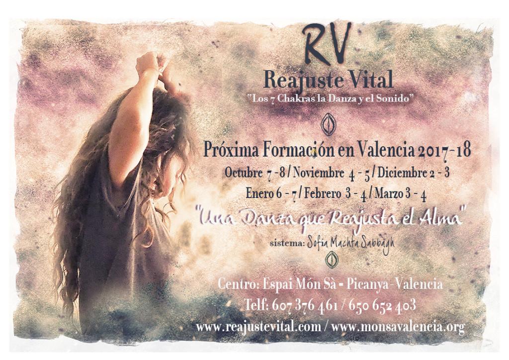 RV Cartel Formación Valencia 2017-18 e-mail